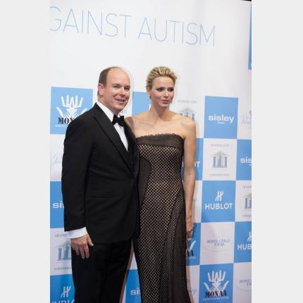 Gala Event of MONAA Association Monaco Against Autism
