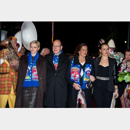 37th Monte-Carlo International Circus Festival