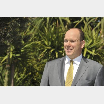Trip by HSH Prince Albert II to the Republic of Haiti