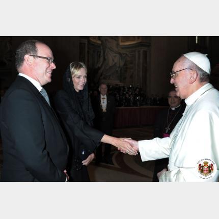 Messe Solennelle d'intronisation du Pape François