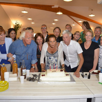 "3rd Anniversary for the ""Maison de Vie"" in Carpentras"