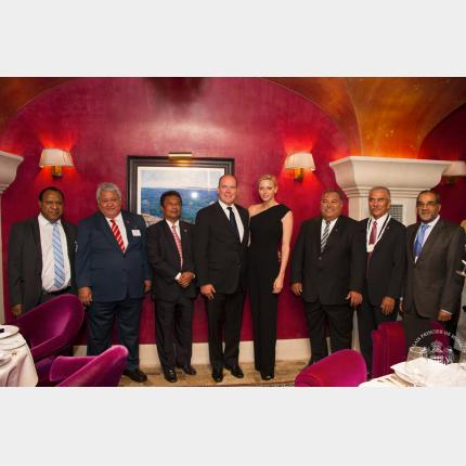 Dinner organised for the 20th anniversary of the Principality's accession to the UN