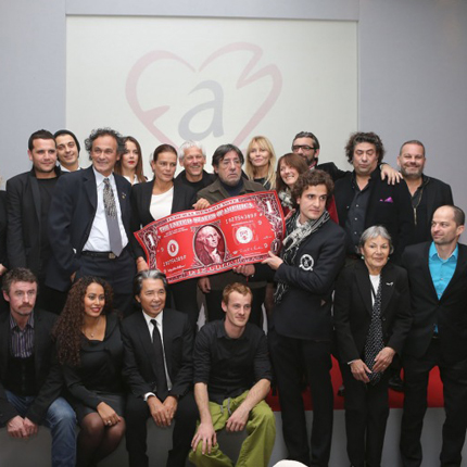 Fight Aids Monaco Auction