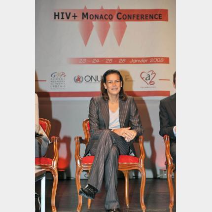 HIV+ Monaco Conference