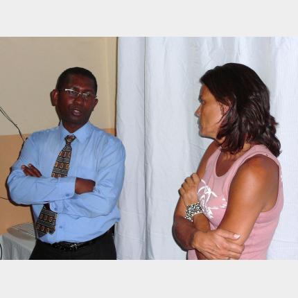Compte rendu (jours 1 et 2) de la visite de S.A.S. la Princesse Stéphanie à Madagascar